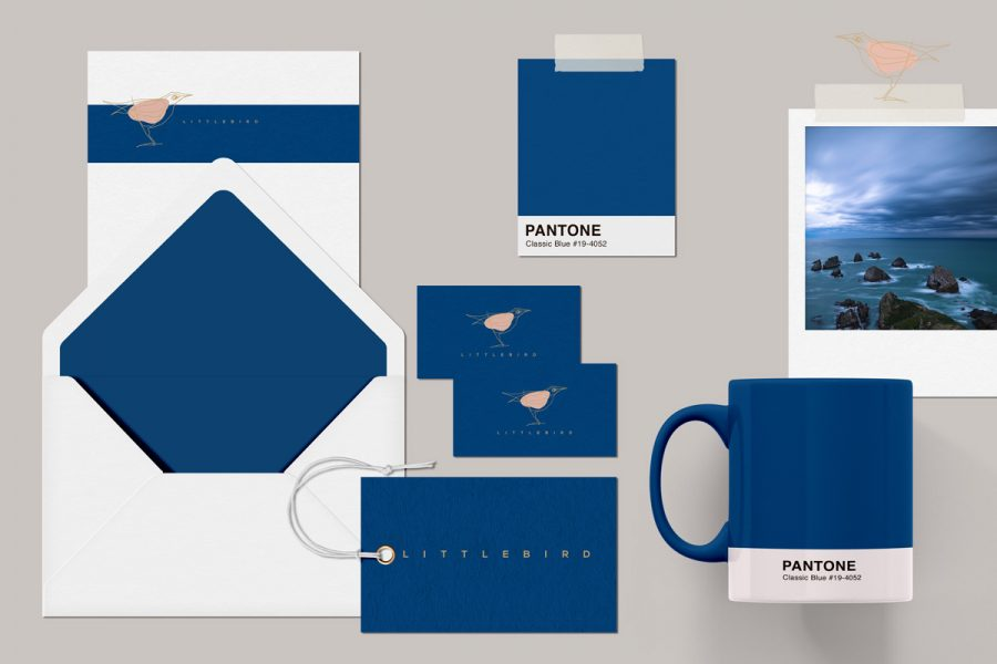 PANTONE – Color of the Year 2020 Classic Blue 19-4052